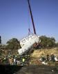 Ir a Fotogaleria Las imágenes del grave accidente de avión en Barajas
