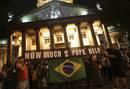 Ir a Fotogaleria Protestas en Brasil contra la visita del papa