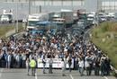 Ir a Fotogaleria Protesta contra Nissan en Barcelona