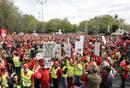 Ir a Fotogaleria Manifestaciones en España en contra de la ley del aborto