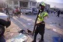 Ir a Fotogaleria Violencia en las calles de Puerto Príncipe