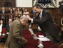 Ir a Fotogaleria Ceremonia de entrega del Premio Cervantes 2014 a Juan Goytisolo