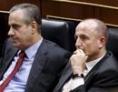 Ir a Fotogaleria Las reacciones al 'tijeretazo' de Zapatero