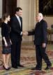 Ir a Fotogaleria Cena en el Palacio Real con los líderes de la Cumbre UE-América Latina