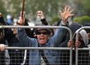 """Ir a Fotogaleria Las imágenes del """"asedio"""" al Congreso"""
