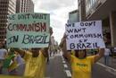 Ir a Fotogaleria Multitudinarias protestas en Brasil contra la gestión económica de Rousseff