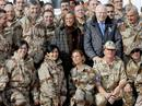 Ir a Fotogaleria Chacón y Moratinos visitan Afganistán