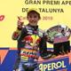 20.2010: En 125cc, victoria de Marc Márquez, su primera victoria en el Circuit de Catalunya.