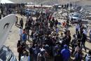 Ir a Fotogaleria Los mineros rescatados en Chile acuden a una misa en el Yacimiento San José