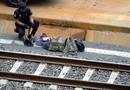 Ir a Fotogaleria Tragedia ferroviaria en Santiago