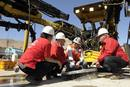 Ir a Fotogaleria La odisea de los 33 mineros atrapados en Chile