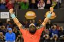Ir a Fotogaleria Nadal derrota a Federer y alcanza la final del Open de Australia