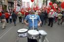 Ir a Fotogaleria Miles de trabajadores salen a la calle el Primero de Mayo