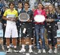 Ir a Fotogaleria Federer se corona en Madrid
