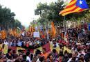 Ir a Fotogaleria Manifestación en Barcelona a favor del Estatut