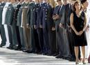 Ir a Fotogaleria Llegada de los restos mortales de los guardias civiles asesinados en Afganistán.