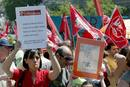 Ir a Fotogaleria Manifestación de los trabajadores de Marsans