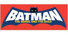 Logotipo de El intrépido Batman