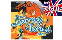 Imagen portada El show de los Looney Tunes en inglés