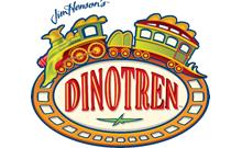Logotipo de Dino Tren