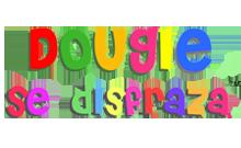 Logotipo de Dougie Se Disfraza