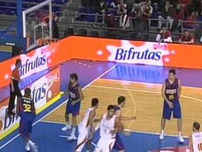 El Regal Barcelona se impuso sin apenas dificultad al colista de la ACB, el Granada, por un claro 75-64.