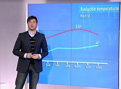 El tiempo en la Comunidad de Madrid - 02/02/11