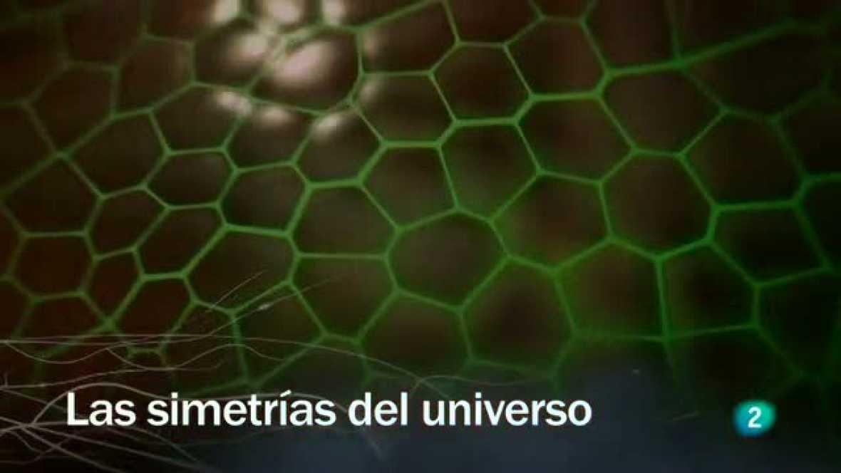 Resultado de imagen de Simetrias en el Universo