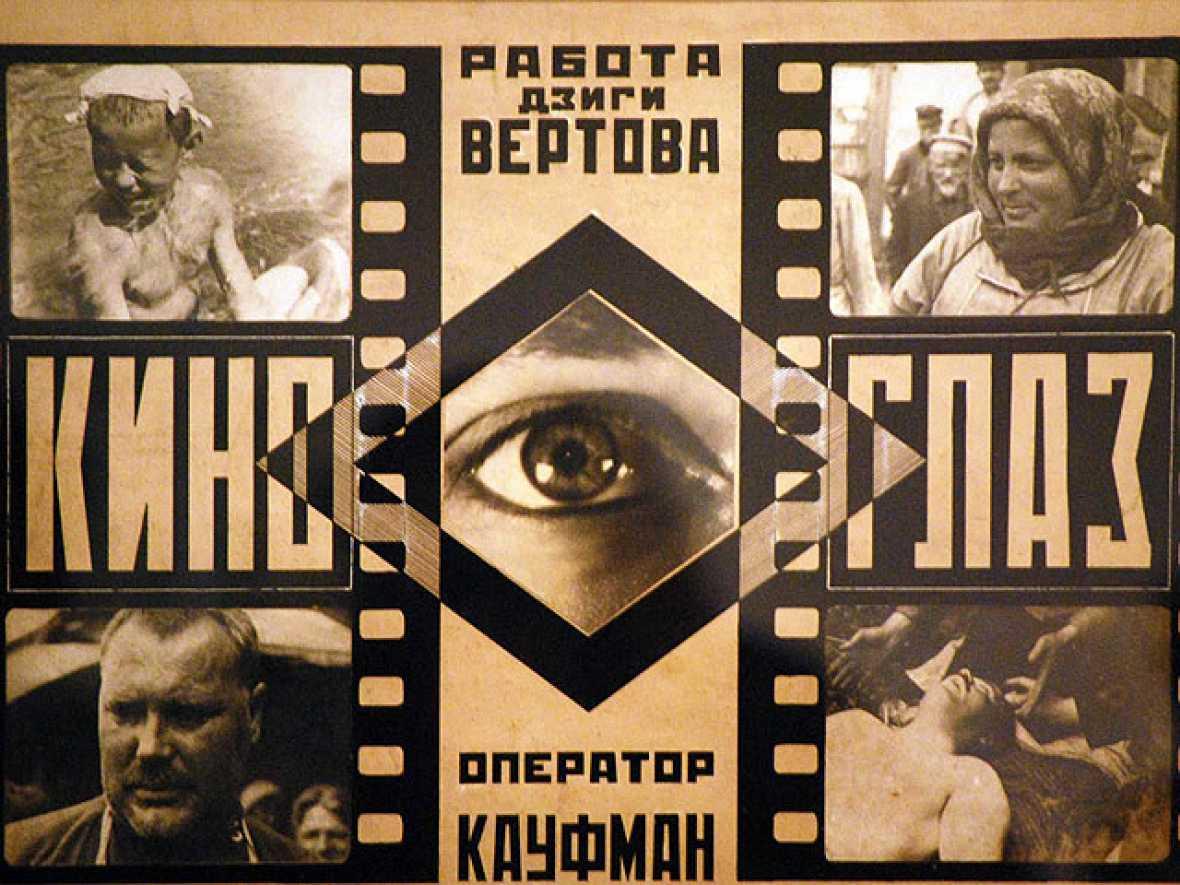 Días de cine: Vanguardia soviética 2: Dziga Vertov y el Cine-Ojo (Kino-Glaz)