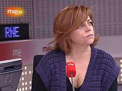"""Elena Valenciano: """"Mubarak ha vuelto a provocar a su pueblo"""""""