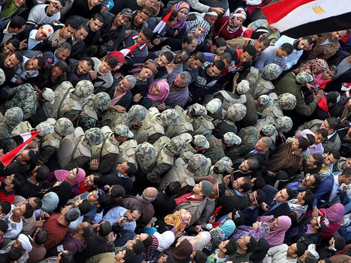 Informe Semanal: Revolución en Egipto