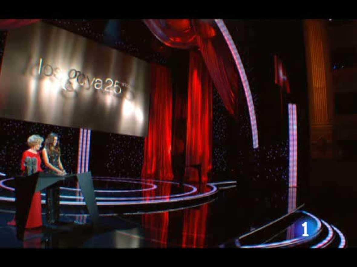 Urko Garai, Marc Orts y James Muñoz se han alzado con el Premio Goya 2011 al Mejor Sonido por 'Buried'