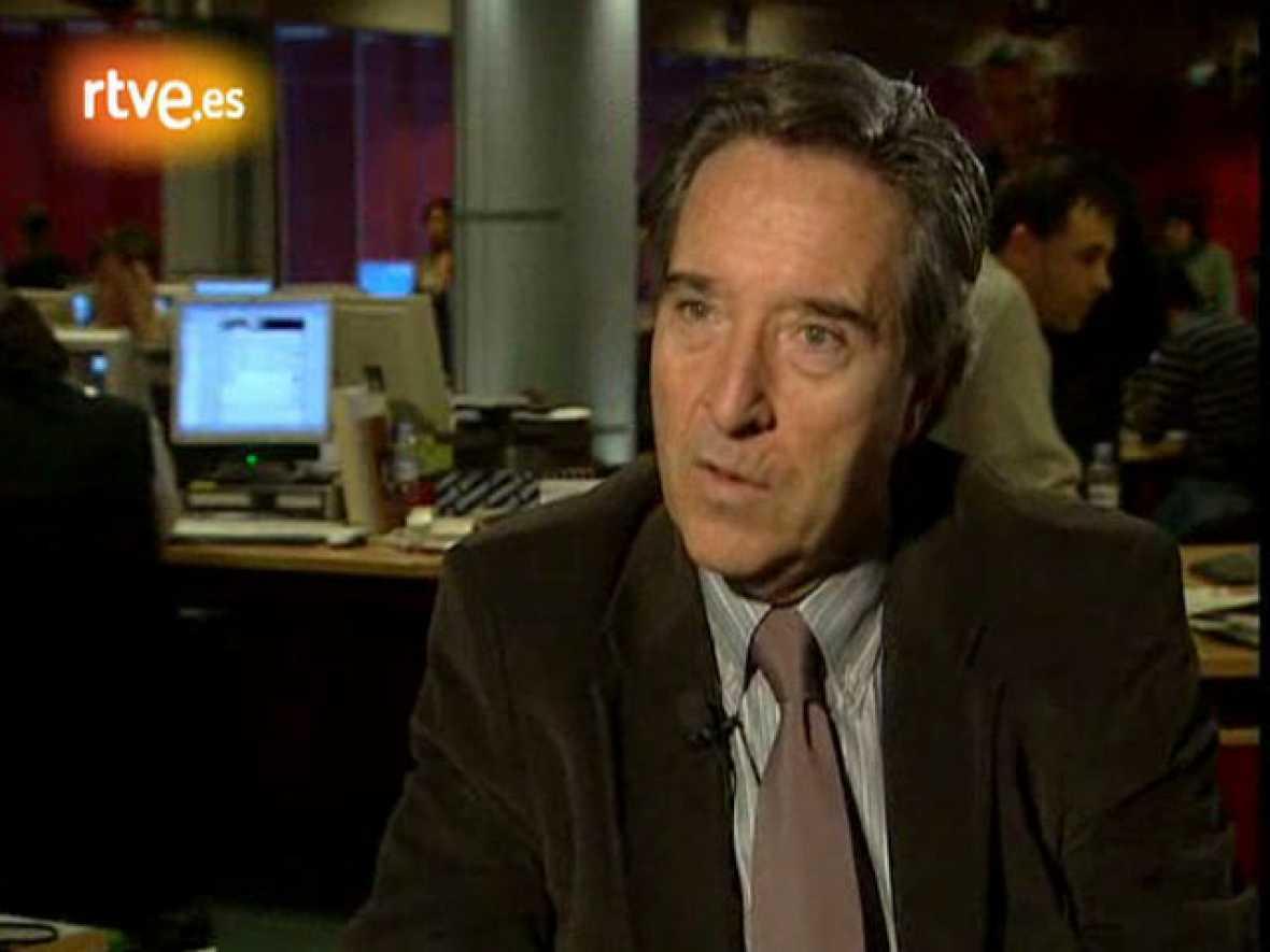 Gabilondo recuerda el 23-F en TVE