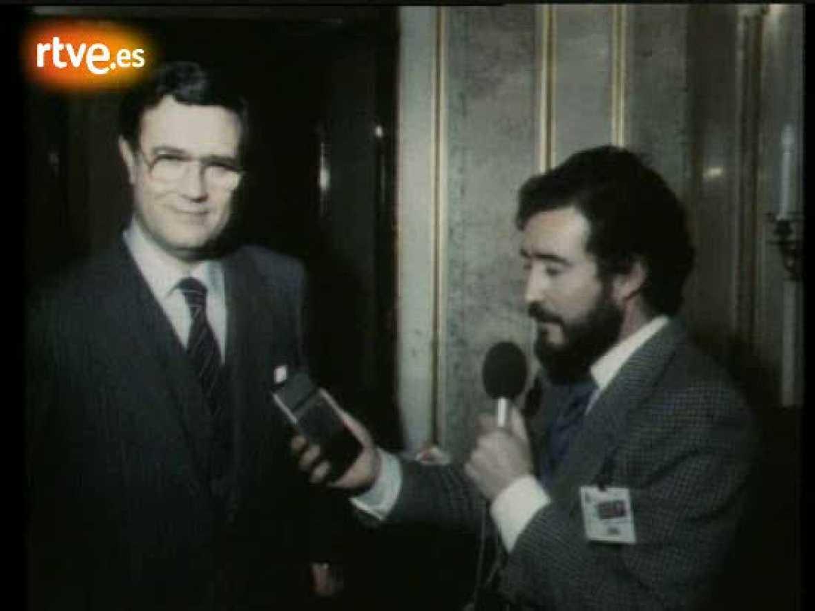 Julen Guimón, diputado UCD