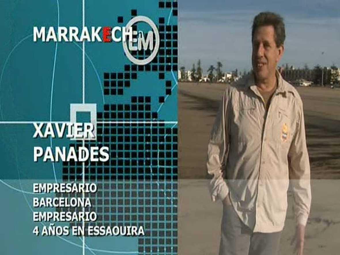 'Españoles en el mundo ' - Marrakech - Xavier
