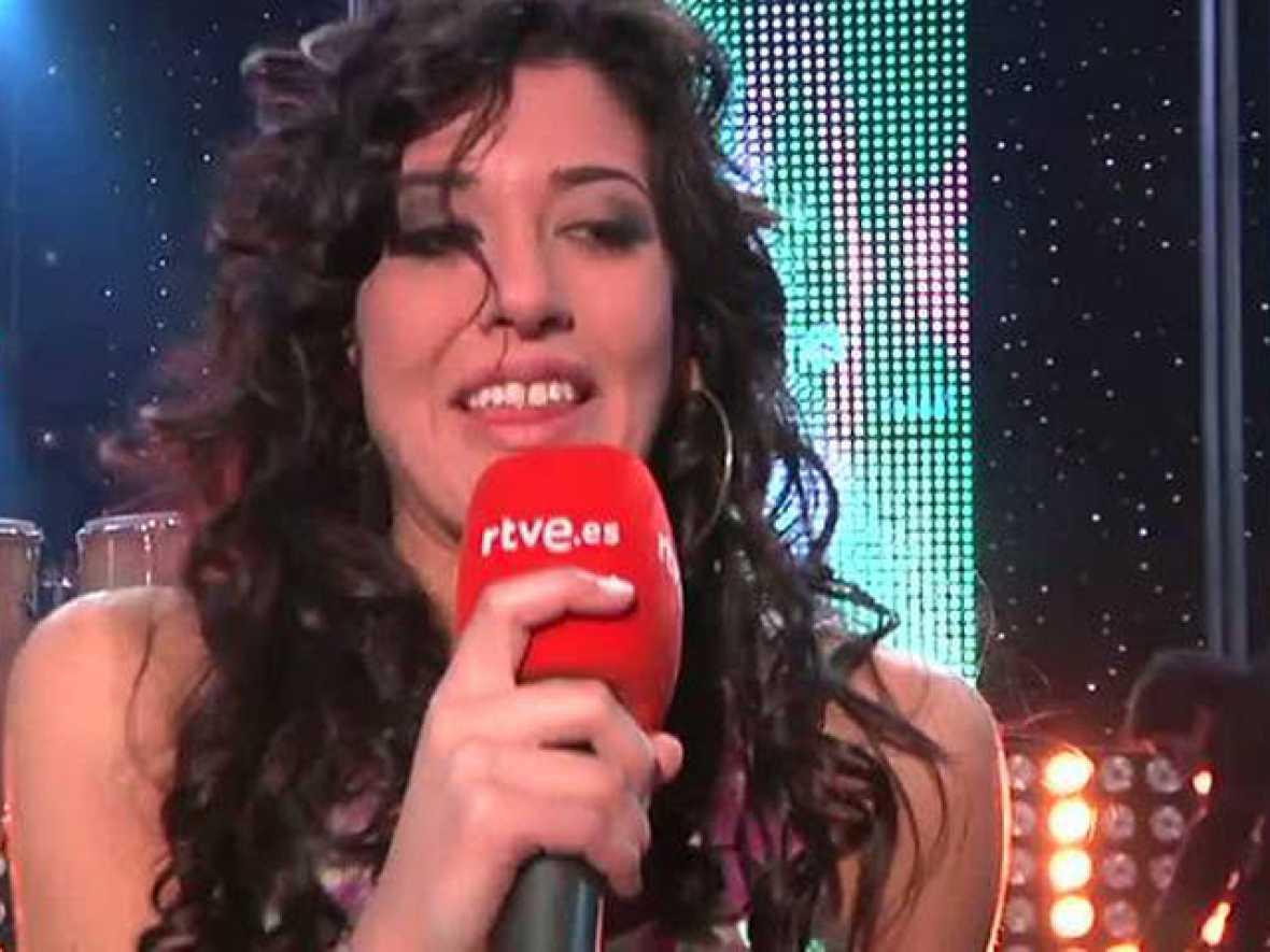 RTVE.es ha estado con Lucía Pérez nada más ganar Destino Eurovisión 2011. La catante nos ha contado cuáles son sus primeras sensaciones y cómo ha vivido el desenlace del concurso.