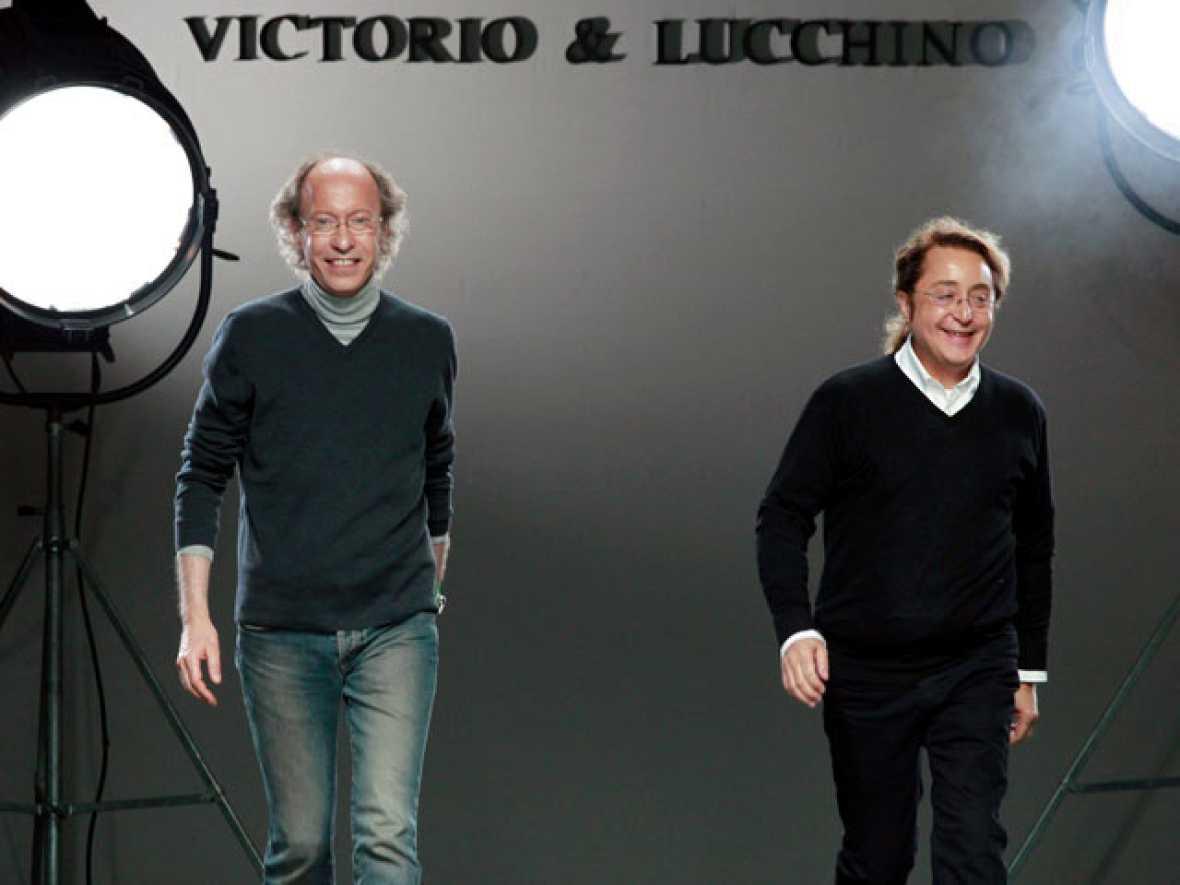 Desfile íntegro de Victorio & Lucchino. (19/02/2011)