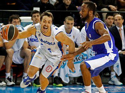El Meridiano Alicante ha logrado una importante victoria en la cancha del Menorca, un rival directo en la lucha por evitar el descenso, al que aleja en dos victorias.
