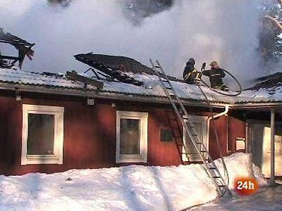 Al menos 10 niños perecieron en el incendio de un orfanato en Estonia