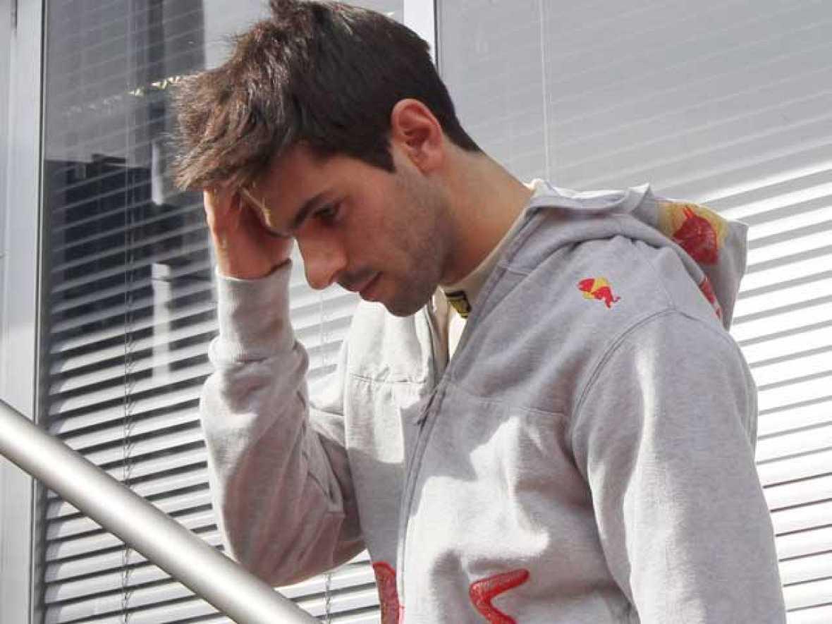 El piloto de Fórmula 1 Jaime Alguersuari ha abierto las puertas de su casa a TVE.