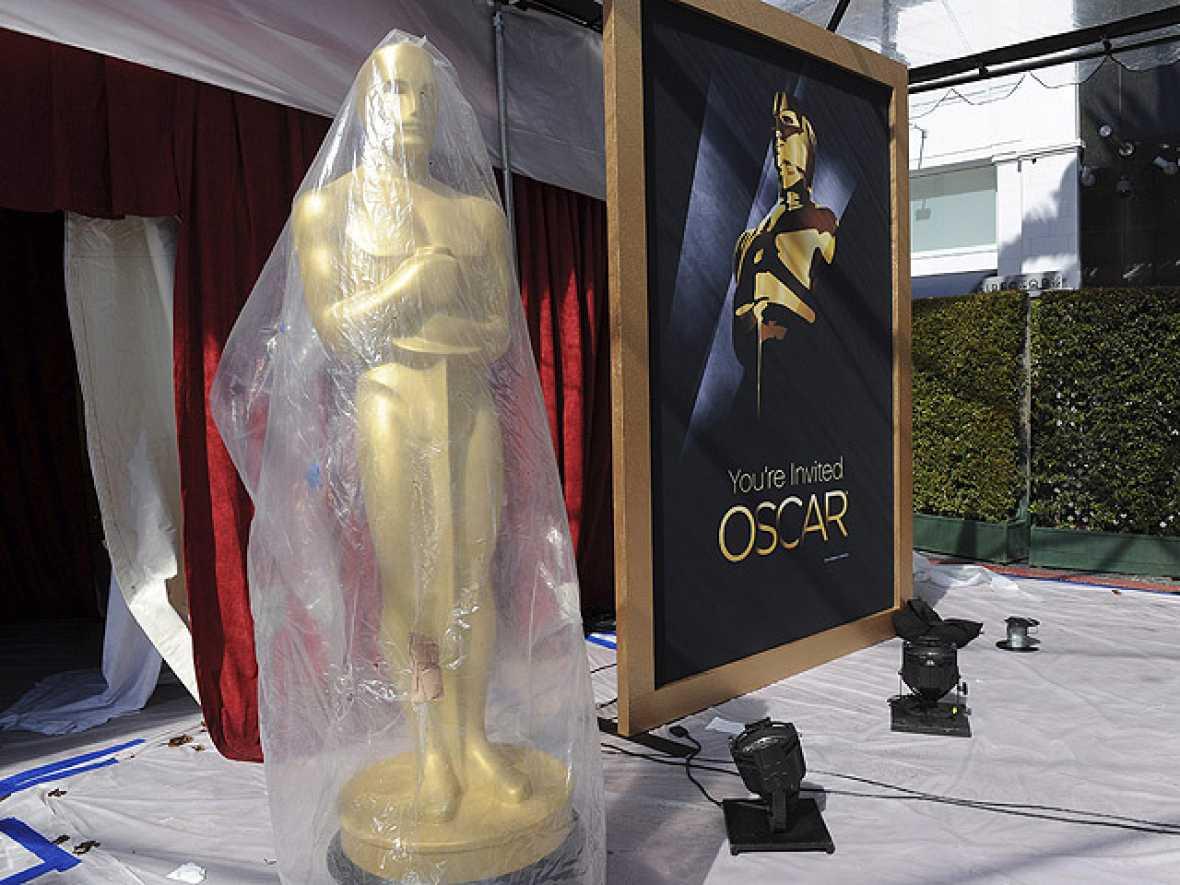 Pocas horas para la gala de los Oscar