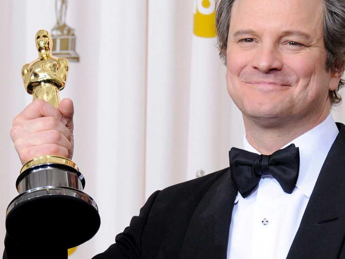 La coronación de 'El discurso del rey' en los Oscar