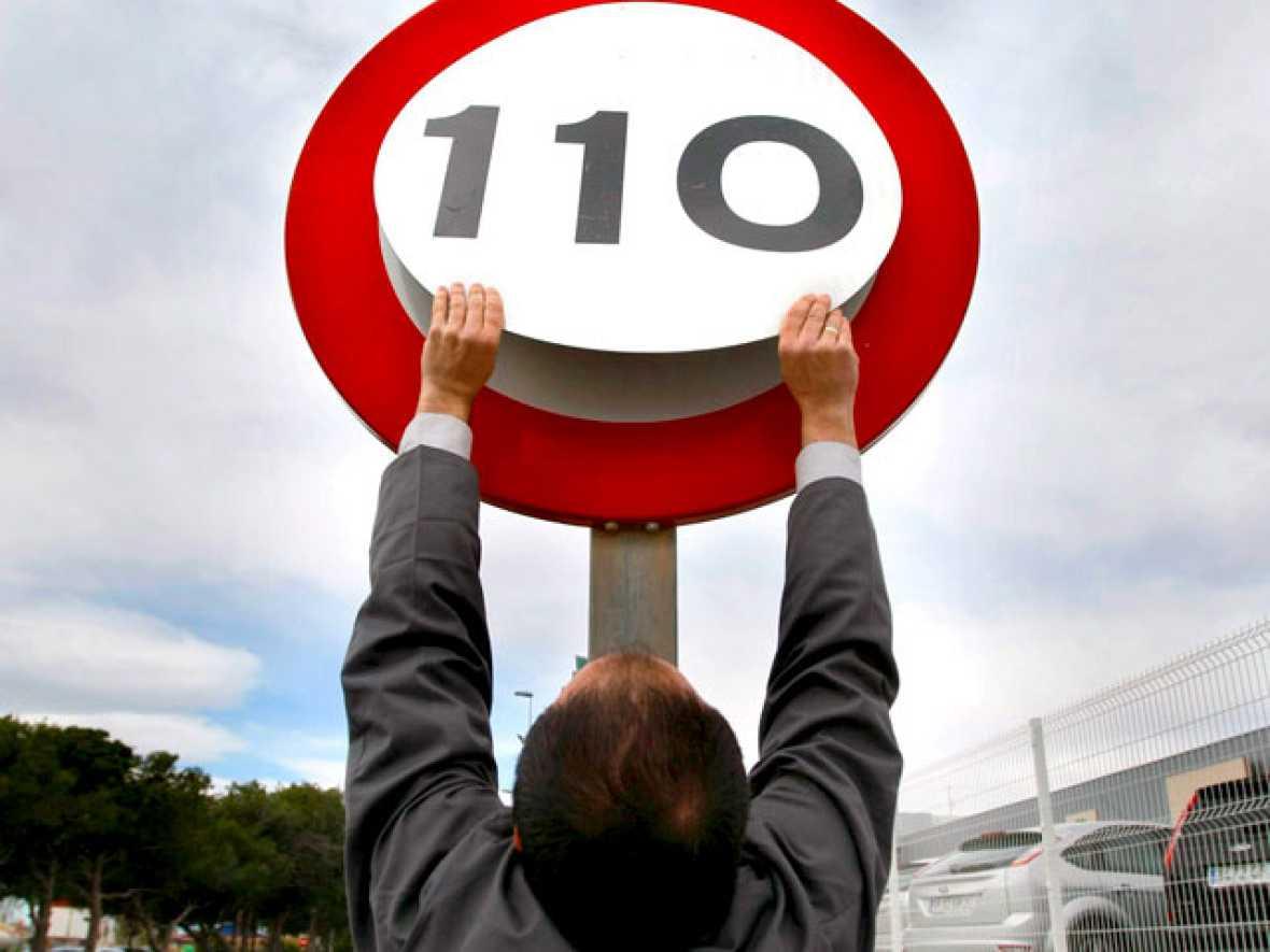 La velocidad máxima en autopistas será de 110km/h desde este lunes para ahorrar combustible