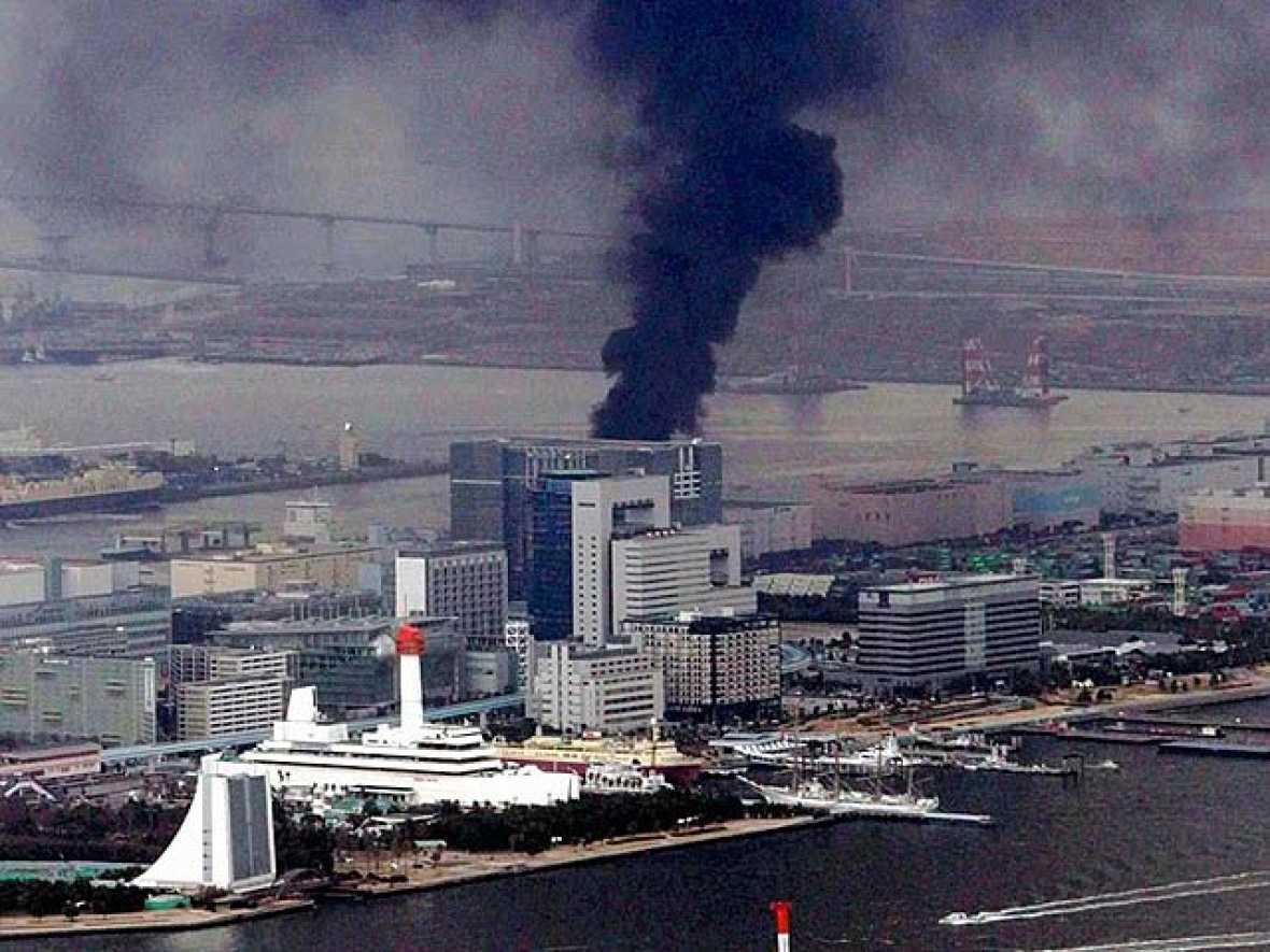 Japón sufre el mayor terremoto de los últimos 140 años
