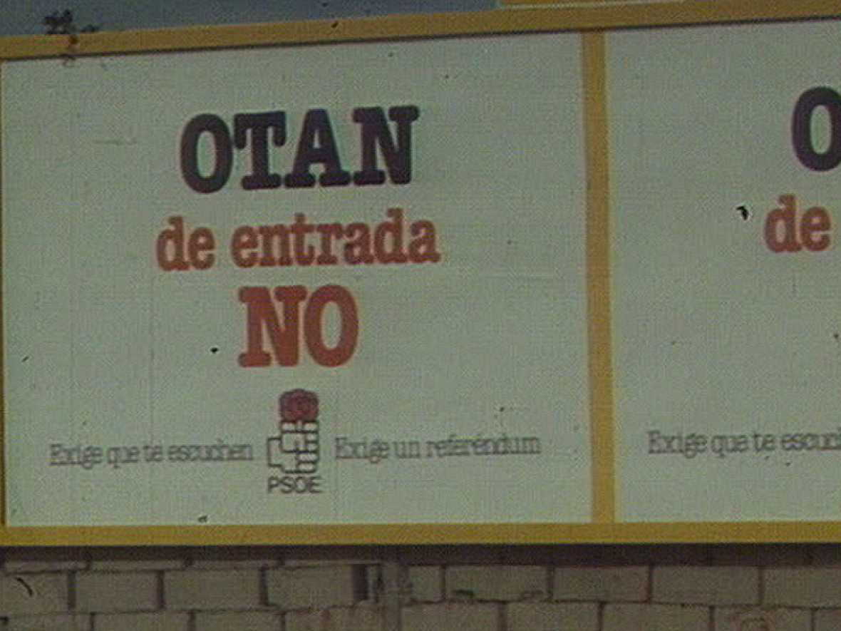 ¿Te acuerdas? - El referéndum de la OTAN (1986)