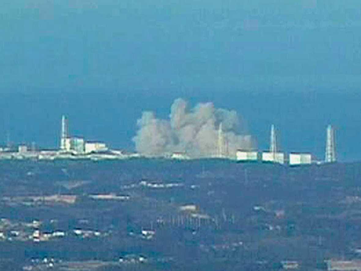Preocupación por la explosión en la central nuclear de Fukushima, en Japón