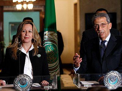 """Trinidad Jiménez: """"Cumpliremos nuestras obligaciones en Libia"""""""