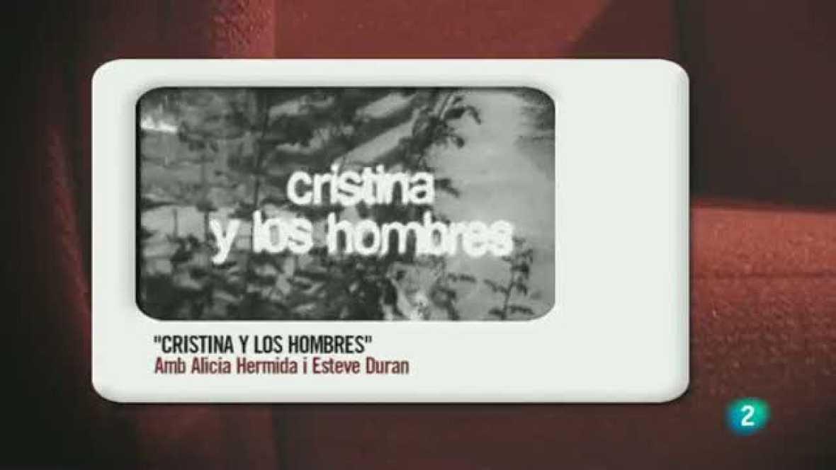 """Memòries de la tele -  """"Cristina y los hombres"""""""
