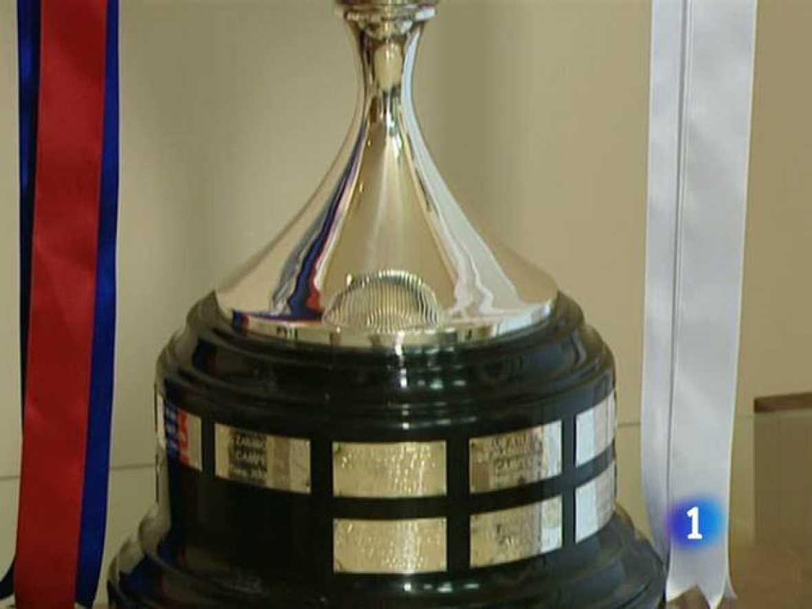 Una joyería madrileña ultima la realización del nuevo trofeo, ya que el de 2010 se regaló al Sevilla como celebración de la consecución del Mundial de Sudáfrica