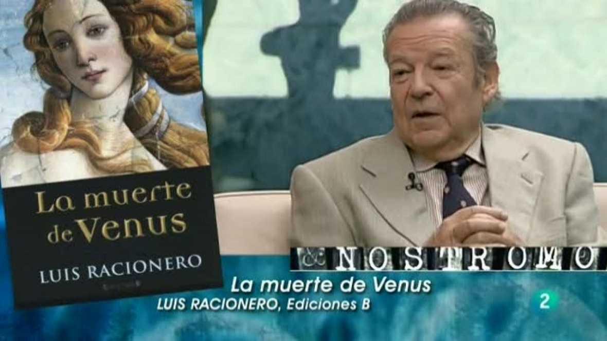 Nostromo - Luis Racionero. Literatura y adicciones. Fernando Millán